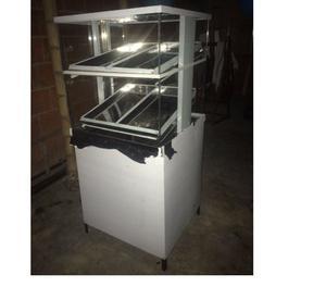 Multifuncional asador de pollo en acero inoxidable