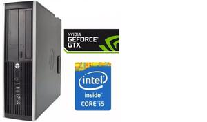 Pc Gamer Core I5 Gtx ti 4gb Ddr5 Ram 8gb Hdd 500gb W10