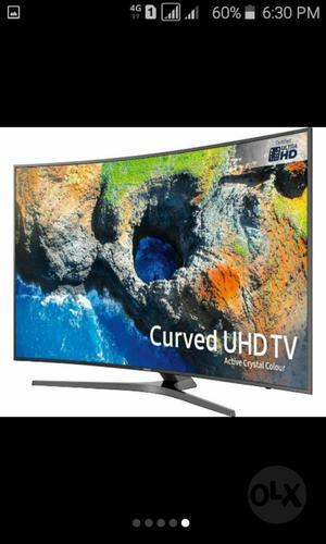 Smart Tv Samsung 55 Curved Uhd 4k Led