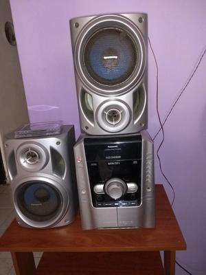 Vendo Minicomponente Panasonic