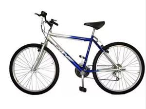 Bicicleta Todoterreno Rin 26 En Aluminio 18 Cambios Adulto