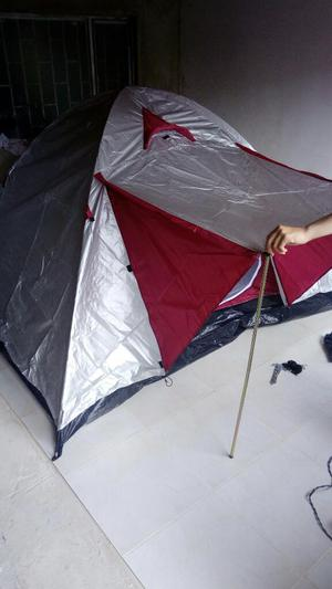 Carpa Camping Combo 2 Col 2 Almoha