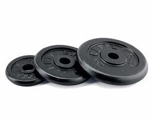 Bateria de ollas en hierro colado posot class for Pesas y mancuernas
