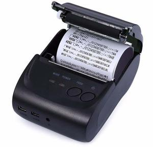 Mini Impresora Termica Bluetooth Puerto Zjiang Zj-ld