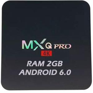 Tv Box Mxq Pro 4k Android 6.0 Smart Tv S905x Ram 2gb