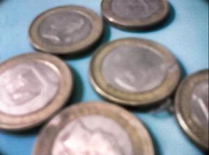 6.- Moneda De 1 Bolivar Venezuela