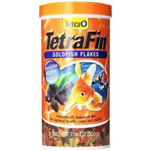 Alimento para goldfish tetrafin goldfish flakes posot class for Alimento para goldfish