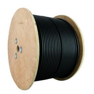Cable De Red Utp Cat 5e Para Exterior Miokee Carrete 305 Mts