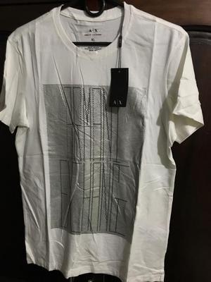 Camisetas de Armani Prada Calvin Klein