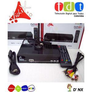 Decodificador full HD TDT