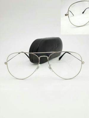 Gafas De Vista Frame Montura Ray-ban Rb Gold Silver
