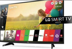 Oferta Navideña Tv 43 Pul Lg Smart Fhd