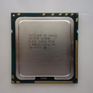 Procesador Intel Xeon X Núcleos Lga  Perfecto