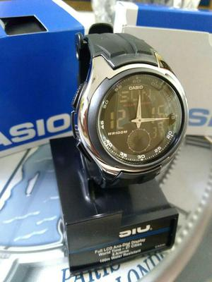 Reloj Casio Digital Analogo, Mfunciones.
