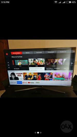 Samsung Smart Tv de 49 4k Como Nuevo