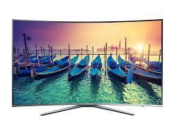 Televisor Samsung 55k Pulgadas Curvo Smart Tv nuevo