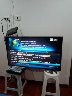 Vendo Tv de 43 Pulgadas