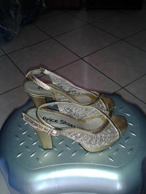 Vendo zapatos en buen estado
