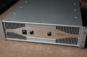 planta amplificador american audio v crown jbl das