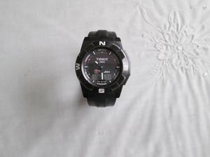 vendo reloj tissot T touch titanio funcional original