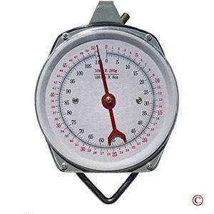 Balanza Báscula 1 X 110 Lb Escala Dial De Primavera Cocina