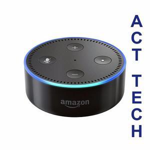 Echo Dot De Amazon Alexa 2da Generación Parlante