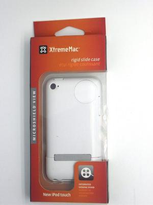 Estuche Para Ipod Touch 4g Xtememac En Blanco