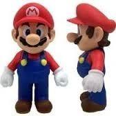 Figura Mario Bros 20 Cmcoleccionable Nintendo Muñeco