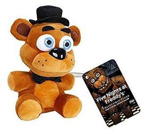 Funko Five Nights At Freddy 's Freddy Fazbear Felpa, 6 Q02