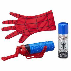 Hasbro Juguete Marvel Guante Spider-man Super Web Slinger