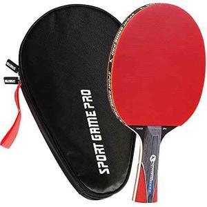 Juego De Deporte Pro Ping Pong Paddle Con Killer Spin - P...