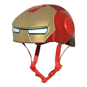 Marvel Iron Man Héroe Casco Rojo