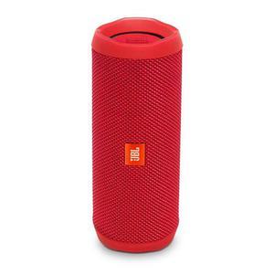 Parlante Jbl Flip 4 Rojo Bluetooth Waterproof Bateria 12h