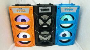 Parlante Ms-148bt Usb Bluetooth Radio Fm