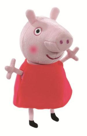 Peluche Original Peppa Pig Con Sonidos 20 Cms Oportunidad