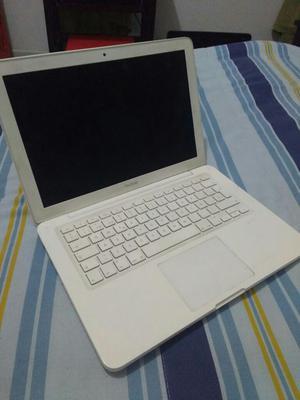 Portátil Macbook White para Repuestos