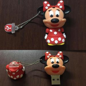 USB animadas 8, 16 y 32 GB