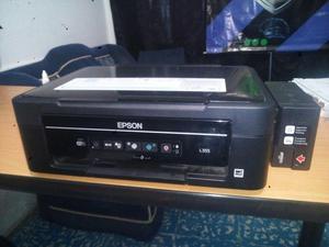 impresora epson L355 multifuncional, conexion wiffi