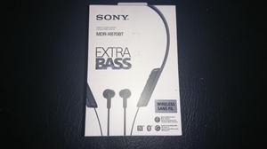 Audífonos inalámbricos manos libres bluetooth sony XB70BT