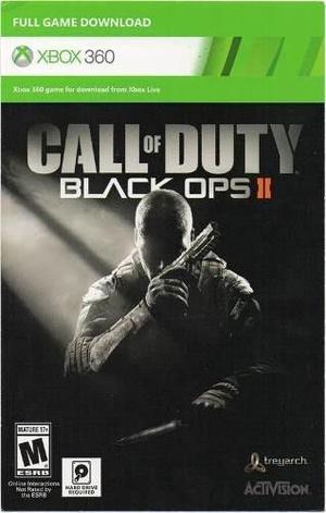 CALL OF DUTY BLACK OPS II ORIGINAL