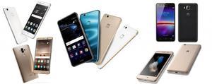 Huawei Mate 9 lite, P10 lite, P9 lite Nuevos