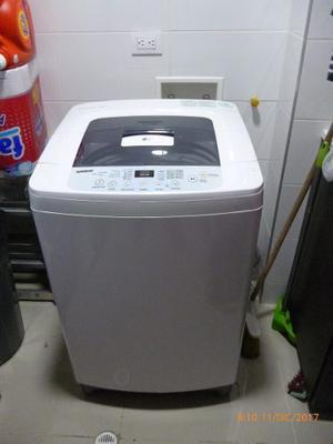 Lavadora Lg 24 Libras 12 Kg En Buen Estado Filtros Nuevos