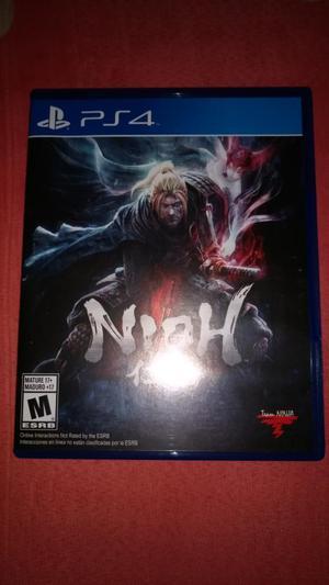 Nioh para Playstation 4