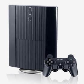 Ps3 super slim 250 gb 2 juegos FIFA y MDR 3