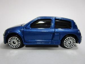 Renault Clio Sport Escala Miniatura 6cm Coleccion Maisto