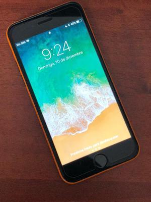 iPhone 7 Negro 32Gb Como Nuevo