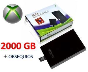 Disco Duro  Gb Para Xbox  Rgh Nuevo + Obsequios