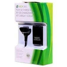 Kit Carga Y Juega Para Xbox mah