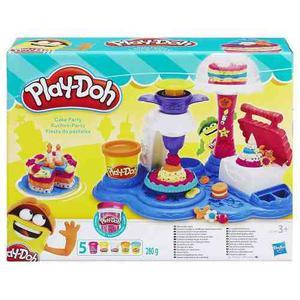 Play-doh Fiesta De Pasteles Cake Party