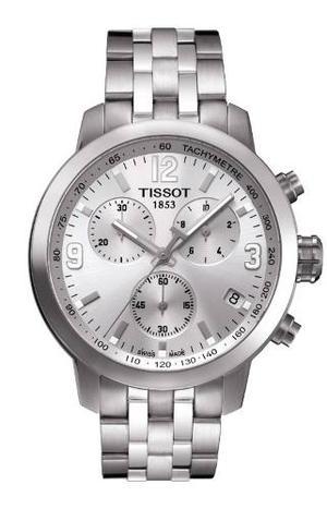 Reloj Tissot Prc 200 Cronógrafo Hombre T